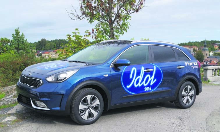 Vad är en hybridbil körkort